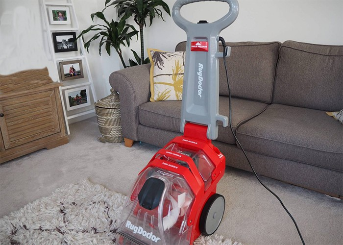 Rug doctor deep carpet cleaner review