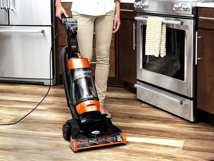 Bissell Cleanview upright bagless vacuum review